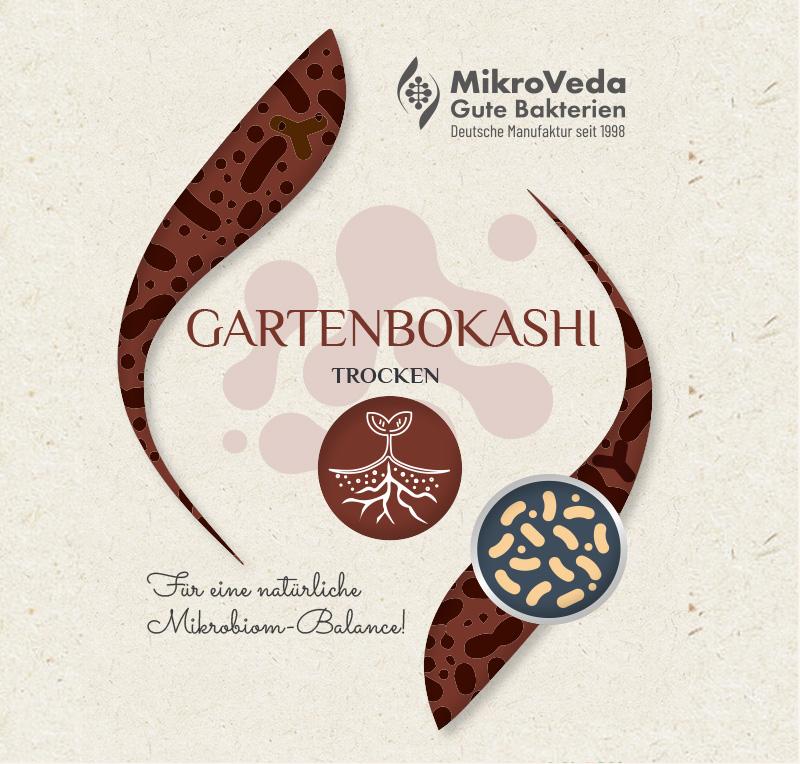 MikroVeda Bio GARTENBOKASHI trocken