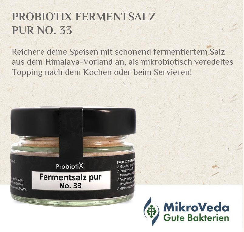 ProBiotiX FERMENTSALZ pur No.33